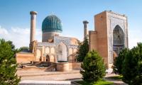 Guri Amir Anıtı